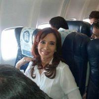 Cristina Elisabet Kirchner acusó al Gobierno de no garantizar su seguridad