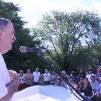 Provincia enviará fondos para obras en Cuesta Blanca y Tala Huasi