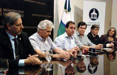 En conjunto con la UNRC se relevará el estado del alumbrado público