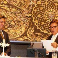 Rovira seguirá al frente del parlamento con amplio respaldo opositor