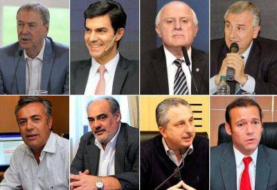 Los gobernadores, en pie de guerra contra el proyecto de Ganancias opositor