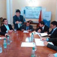 Firman acuerdo de cooperación por los proyectos de represas Hidroeléctricas en los Arroyos Piray Guazú y Piray Mini
