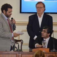 Salinas fue ratificado al frente del Concejo y en ECO hubo rotación