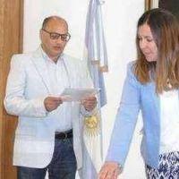Reino presentó a la nueva secretaria de Desarrollo Social