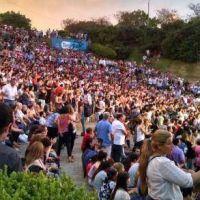 Reconocen a mil santafesinos destacados en el Anfiteatro