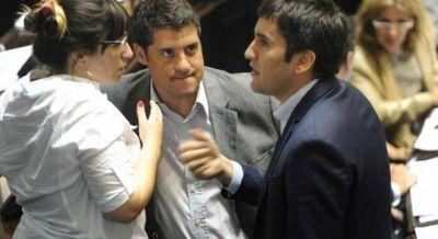 Vidal apura el presupuesto para que no le afecte la pelea entre Macri y Massa