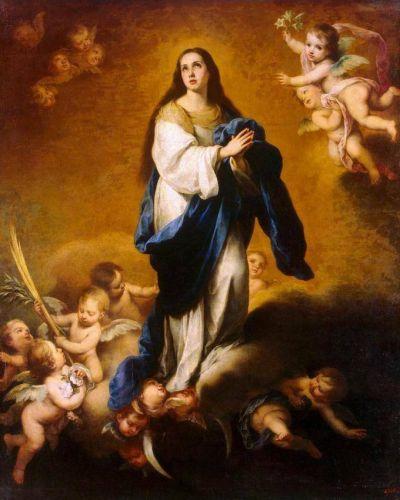 La Argentina honrará a la Inmaculada Concepción