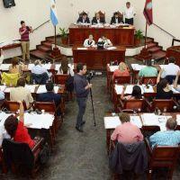 Los concejales capitalinos aprobaron el presupuesto 2017