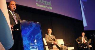 Invertirán $2000 millones para mejorar la red eléctrica de Tucumán