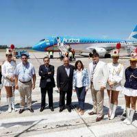 Comienzan a operar los vuelos directos de Mar del Plata con cuatro provincias
