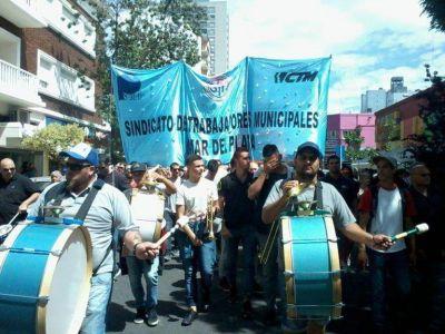"""Municipales contra Arroyo: """"Tiene tiempo hasta el lunes de lo contrario se evaluarán nuevas medidas de fuerza"""""""
