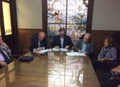 El Consejo de Ciencias Naturales celebró acuerdo con el OPDS y la Facultad de Naturales