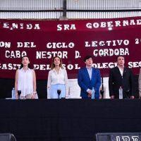 Discurso de la Gobernadora de la Provincia, Dra. Claudia de Zamora
