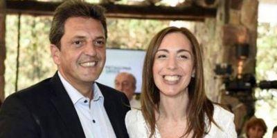 ¿Se rompe el acuerdo entre Massa y Vidal en la Provincia por el conflicto nacional de Ganancias?