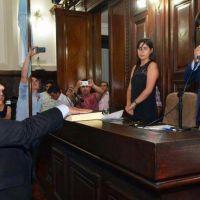 Florencia Barcia es la nueva Defensora Ciudadana de La Plata