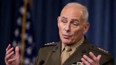 Un militar que desconfía de los inmigrantes, el hombre de Donald Trump para Seguridad Nacional