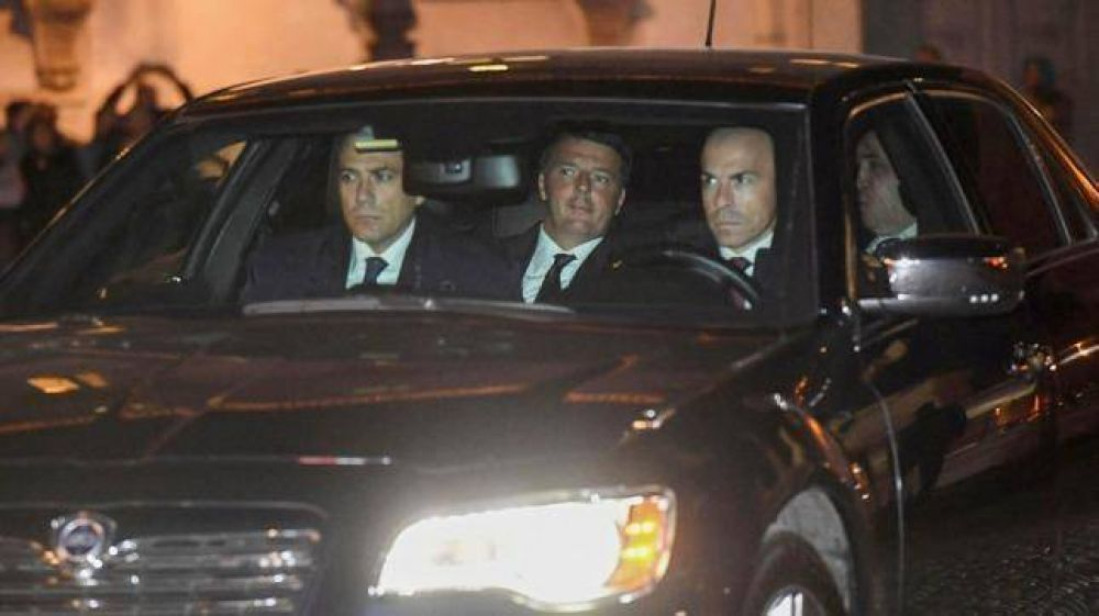 Renzi formalizó su renuncia e Italia empieza a buscar un nuevo gobierno