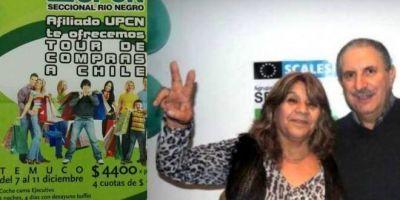 """¿Y la defensa del trabajo argentino? Un gremio insólitamente ofrece a sus afiliados un """"tour de compras a Chile"""""""