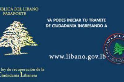 Programa de ciudadanía libanesa en Argentina