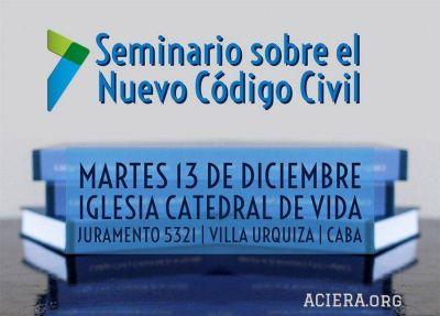 Asamblea General de Aciera y Seminario sobre el Nuevo Código Civil