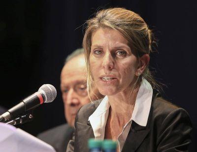 """Sandra Arroyo Salgado: """"No entendemos por qué hay una postura terminante de no investigar la denuncia de Nisman"""""""