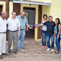 Se entregaron viviendas sociales en el departamento Quebrachos