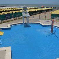 Inauguran la primera etapa de las obras en los balnearios de La Perla