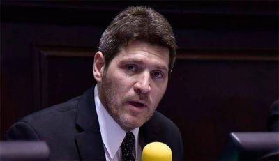 Castello cuestionó la reforma impositiva de la gobernadora Vidal