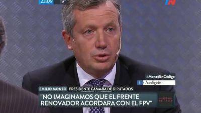 Emilio Monzó tras el revés en Diputados: