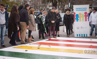 """Bajo el lema """"Reconocer es Reparar"""", este viernes se realiza la 11º marcha del Orgullo Gay"""