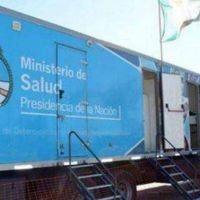 Un camion sanitario de la Nación recorrerá Godoy Cruz