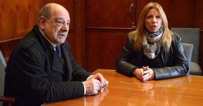 """Marinier: """"No estoy conforme con la gestión del Intendente"""""""