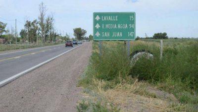 Los trabajos en la doble vía Mendoza-San Juan aún no tienen fecha de inicio