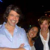 Melazo, Burlando y una ex amante de Scioli en peligroso triángulo de poder