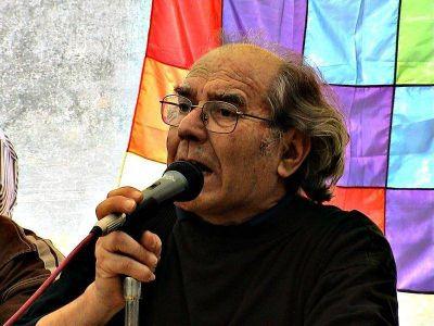 Declararon Ciudadano Ilustre de la Provincia al Nobel de la Paz Adolfo Pérez Esquivel