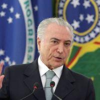 Roces entre el partido de Temer y su principal aliado complican al gobierno de Brasil