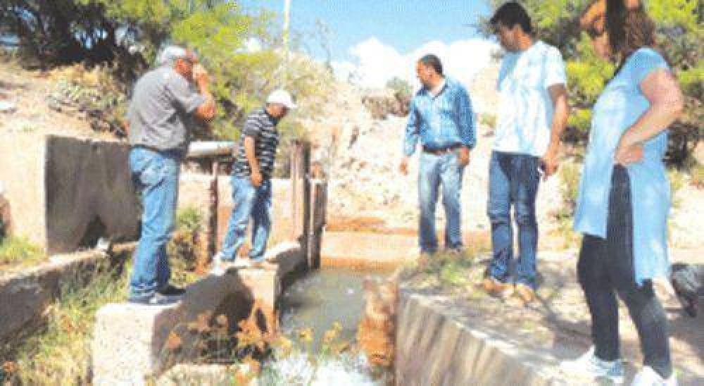IPALaR trabaja para garantizar el abastecimiento de agua en el verano