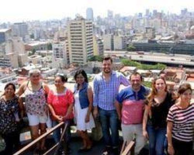 El IVC inauguró edificio para 26 familias