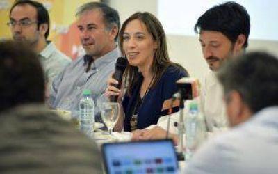 Vidal encabezó cumbre del PRO en Pinamar: