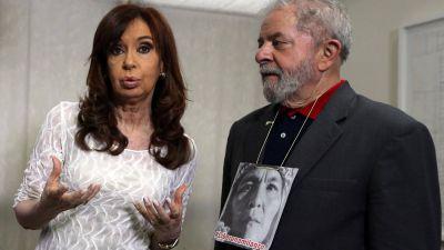 Cristina Elisabet Kirchner se reunió a solas con Lula y Dilma Rousseff en Brasil