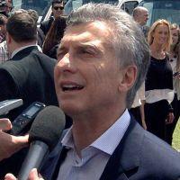 Macri confía en que los gobernadores frenen el