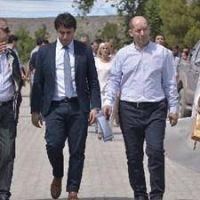 Telsen celebró 120 años con nuevas viviendas y obras cloacales