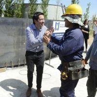 Agua potable y planta cloacal para más de 12 mil vecinos