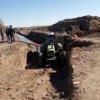 Solución al problema de la provisión de agua potable en 25 de Mayo