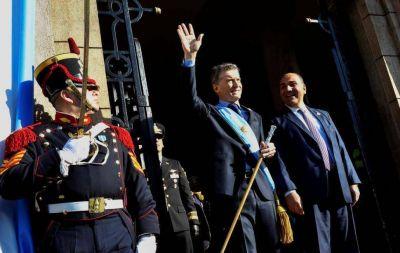 Macri-Manzur, un vínculo con desconfianza