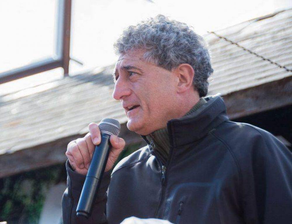 """Barrera apuntó contra Salas y Roncoroni: """"Se bajaron los impuestos"""""""