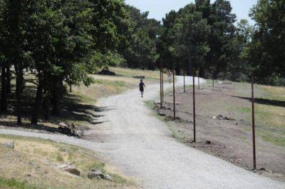 El Municipio desarrolla una nueva senda y circuito saludable para la comunidad