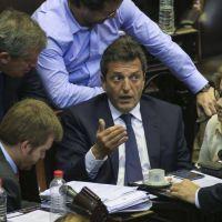 El Gobierno encara una última gestión en el Senado para eludir la trampa de Sergio Massa