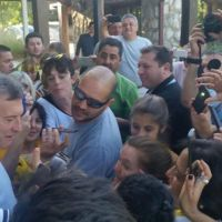 Mauricio Macri festejó el primer año de gestión en Cordoba, donde ya se ven signos de recuperación