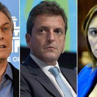 La pelea de Macri con Massa incomoda a Vidal